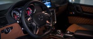Mercedes G63 Innen
